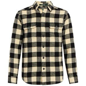 Woolrich classic fit oxbow bend flannel shirt